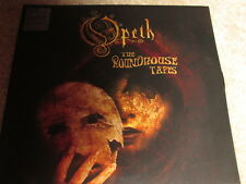 OPETH - THE ROUNDHOUSE TAPES - TRIPLE LP RECORD