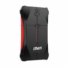 iMars Portable Car Jump Starter 1000A 13800mAh Powerbank Emergency Battery Boost