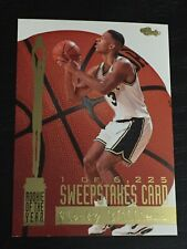 MONTY WILLIAMS RC 1994 Classic ROOKIE OF YEAR SWEEPSTAKES #6 /6225 ~ knicks F1