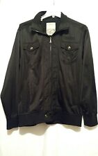 Men's Kudeta Casual Warm Jacket Lined Autumn Winter Black Size XL m