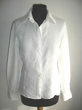CAMICIA CHEMISES MAX & CO IN PURO LINO Tg. 4O ORIGINALE MADE IN ITALY
