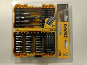 DeWALT DT71702 Screwdriver Set x 45 ideal xmas present stocking filler