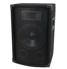 MCM CUSTOM AUDIO 555-10305 10'' Two Way PA / DJ Speaker 400W