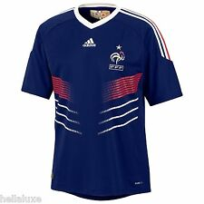 nwt~Adidas FRANCE TEAM Soccer Football CLASSIC WORLD CUP shirt Jersey~Mens Sz XL
