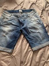 River Island Denim Shorts Side 18