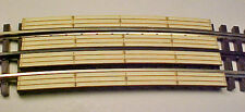 "Atlas O 3 rail XX"" Railroad Crossing for curved sectional track, see notes.."