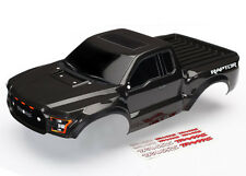 TRAXXAS 5826A Carrosserie Ford RAPTOR BLACK/BODY FORD Raptor BLACK