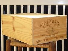 2003 CHATEAU MALARTIC-LAGRAVIERE, 12 x 0,75l in OHK  !!! 91 PARKER !!!