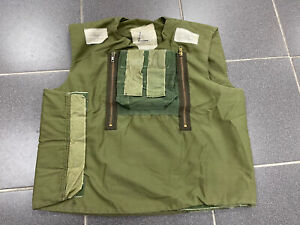 British Army Olive Green Mk2 Body Armour Cover Military Tactical Flak Vest INIBA