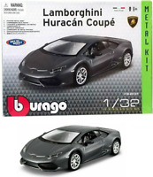 Lamborghini Huracan Coupe LP 610-4 Diecast Metal 1:32 Model Car Kit Bburago