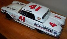 #41 Curtis Turner Delta Auto Sales 59 Ford 1/64th HO Scale Slot Car Decals