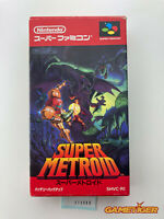 SUPER METROID Nintendo Super Famicom SFC JAPAN Ref:315698