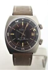 S/Steel JAEGER LeCOULTRE MASTER MARINER DEEP SEE Automatic Watch E558 Cal.K883