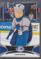 2016-17 Upper Deck AHL Team Mascots #TM25: Crunchman - Syracuse Crunch