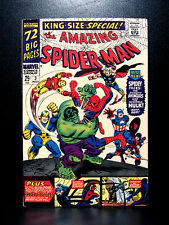 COMICS: Amazing Spiderman Annual #3 (1966), Avengers offer Spidey membership