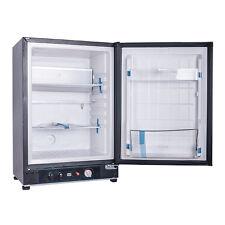 SMAD LP Gas 110V12V Refrigerator 2.1 cu ft Mini Cooler Absorption Fridge 32℉~50℉