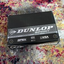 Dunlop Competition Squash Balls Dozen New