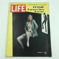 Life Magazine January 12, 1968 Faye Dunaway as Bonnie Parker Fashion - Vietcong