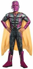 More details for avengers - age of ultron ~ vision deluxe - kids costume 8 - 10 years