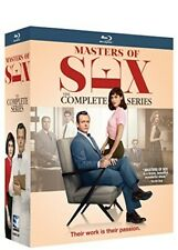 Masters of Sex: The Complete Series [New Blu-ray]
