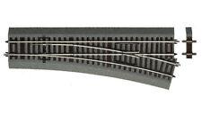 42533 Roco aiguillage droit Wr15 Polarisé L.230 mm avec Lest