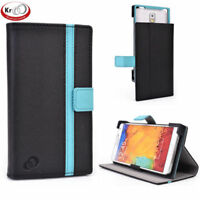 Kroo Matrix Universal Case With Camera Slide for Smartphone 5.1 to 5.7 Inch