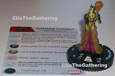 MADAME HYDRA #057 Nick Fury Agent of S.H.I.E.L.D Marvel HeroClix Super Rare