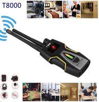 T8000 Anti-Spy Tracker Camera GSM GPS Bug Detector wireless positioning detector