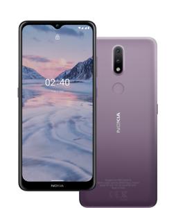 "Nokia 2.4 Dual SIM 6.5"" 64GB 3GB RAM 13MP Octa-core 4500 mAh Phone By FedEx"