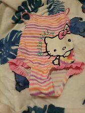 "New Hello Kitty Missouri Tigers /"" Tiger Spirit/"" Shirt 18-24 Months Nwt"
