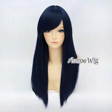 Gelatt 55cm Haar Lolita&Halloween Weihnachten Cosplay Wig Perücke Viele Color DE