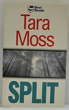 Split, Tara Moss, 402pp, Best Reads Harper Collins 2002, Good Condition.