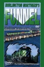 Burlington Northern's Funnel DVD Pentrex BN Spokane - Sandpoint Pend Oreille SUb