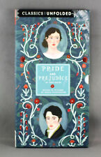 Classics Unfolded: Pride and Prejudice by Becca Stadtlander - Brand New