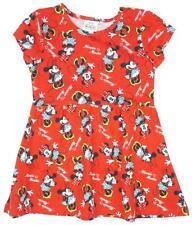 Girls Dress Disney Summer Sundress Minnie Mouse Skater 9 Months to 7 Years