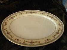 """Vintage Bavaria Selb Bavaria Heinrich & Co. Large Serving Platter/16"""" X 11 3/4"""""""