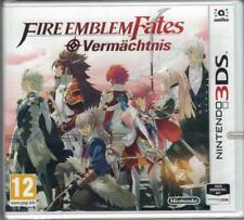 Fire Emblem Fates Vermächtnis Birthright   deutsch   Nintendo 3DS   neu & ovp