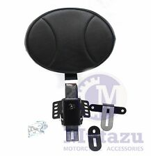 Detachable Rider Driver Backrest Back Rest 4 Harley Davidson Touring