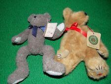 Pair of Boyds bears Yukon Canadian bear and Lucas Beansley