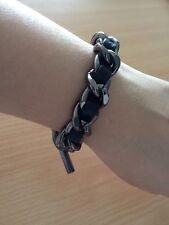Rare MIMCO Punklove Chain Bracelet + Dustbag