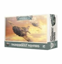 Aeronautica Imperialis - Imperial Navy Thunderbolt Fighters - Brand New (500-12)