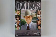 DALLAS Die komplette siebte Staffel 8 DVD