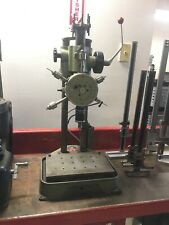 New listing Burgmaster Bench Top 6 station Spindle Turret Drill Indexer