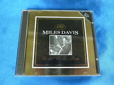 2 CD Set: MILES DAVIS – Gold Collection – 1993  neuwertig