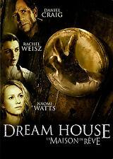 Dream House (BRAND NEW DVD) NAOMI WATTS,RACHEL WEISZ,DANIEL CRAIG,