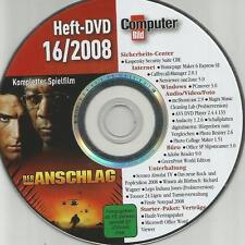 Der Anschlag / ComputerBild-Edition 16/08 / DVD-ohne Cover