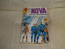 NOVA n° 97 de 1986 - SPIDER MAN - LES FANTASTIQUES - IRON MAN - comme neuf.