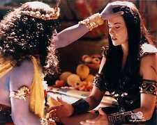 Xena Photo Club May 1999 99 8x10 photograph Krishna blesses Xena