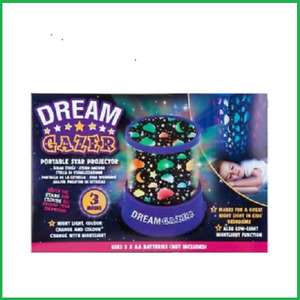 "Children's Dream Gazer Night Light   5 x 4.5"""
