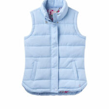 Joules Ladies Eastleigh Padded Gilet Light Blue Sizes 8 - 18 16